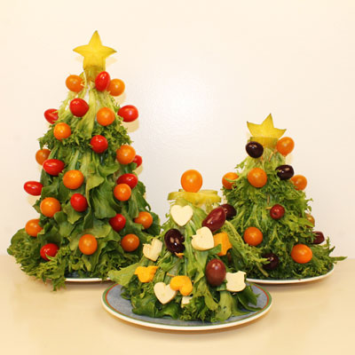 Sapin d'amuse-bouches