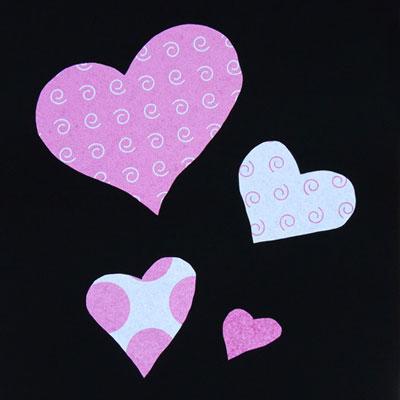 Vitrail de St Valentin